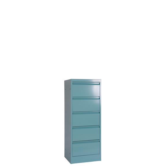 Armoire Clapets Monobloc Vert 5 Portes