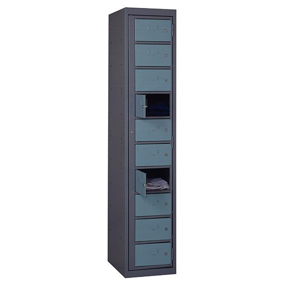 Armoire Visitable de Distributeur Linge Monobloc 10 Portes