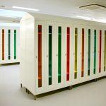 Fabrication des Vestiaires sur-mesure pour H&M 2