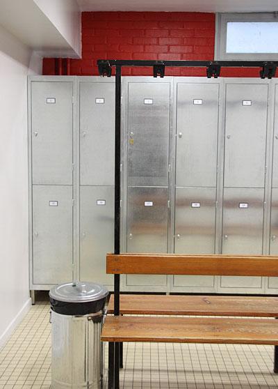 Vestiaire Multicases 2 Cases en Tôle Galvanisée Insitu 2