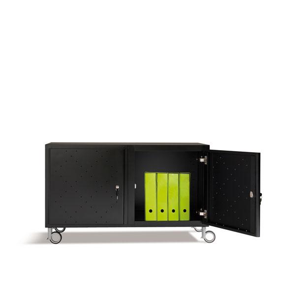 Armoire Arko Design Monobloc Basse de Bureau.
