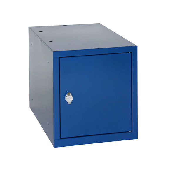 Casier Multibox Monobloc bleu