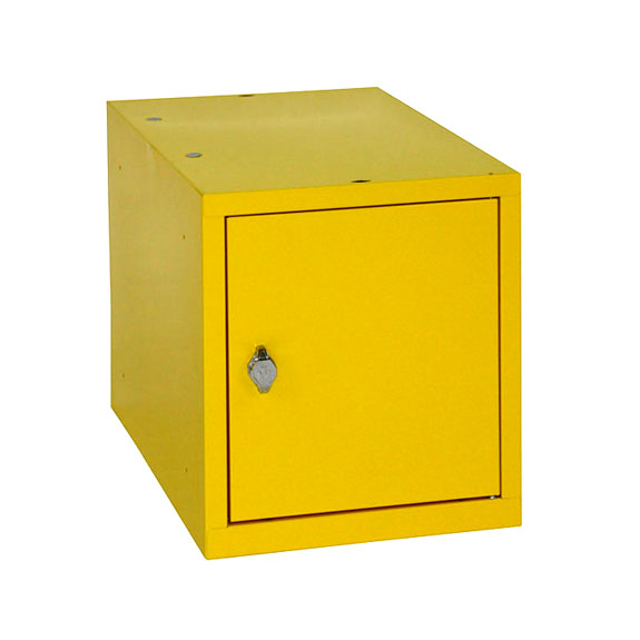 Casier Multibox Monobloc jaune