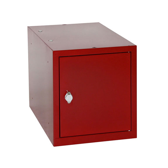 Casier Multibox Monobloc rouge