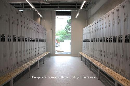 Vestiaire Porte Z Gris Insitu Campus Genève