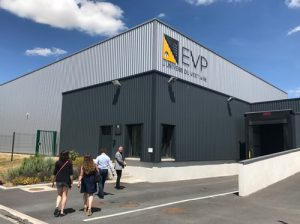 Dépôt Logistique et Fabrication EVP