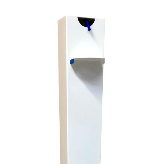 Borne Distributeur de GHA détail de la pompe